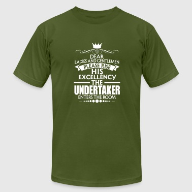 UNDERTAKER - EXCELLENCY - Men's Fine Jersey T-Shirt