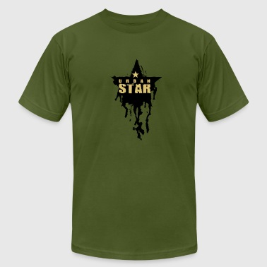 Urban star - Men's Fine Jersey T-Shirt