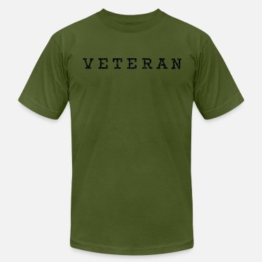 Mazar Sharif veteran_vec_1 us - Men's  Jersey T-Shirt