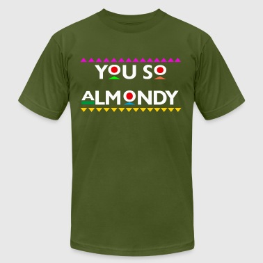 Show Hey Almond - Men's Fine Jersey T-Shirt