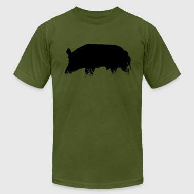 Wild Boar - Men's Fine Jersey T-Shirt