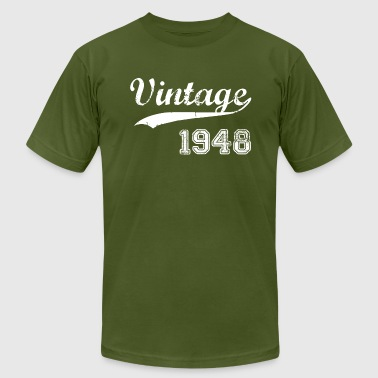 1948 - Men's T-Shirt by American Apparel