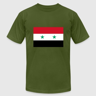 Syrien - Men's T-Shirt by American Apparel