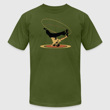 break dance designer graphic - Men's Fine Jersey T-Shirt