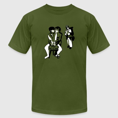 Who you gonna call? - Men's Fine Jersey T-Shirt