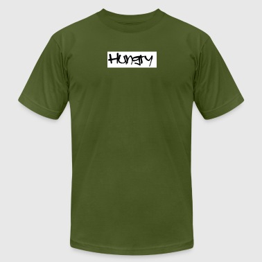 Hungry - Men's Fine Jersey T-Shirt