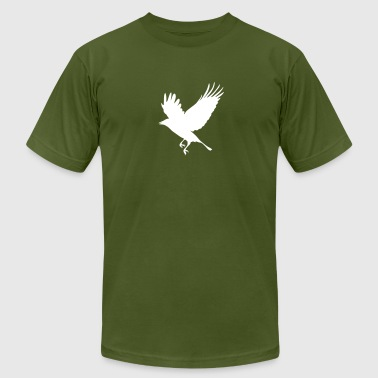 Crow - Blackbird - Men's Fine Jersey T-Shirt