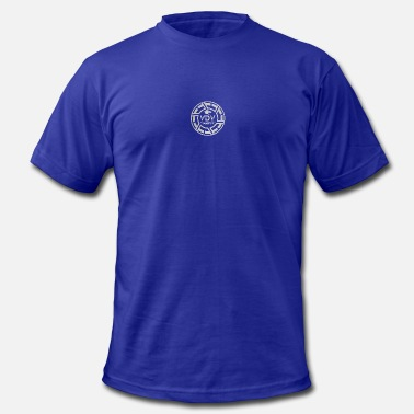 Transport Clerk VDV Transport Logo Design - Men's Fine Jersey T-Shirt