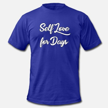 Self-love Self Love for Days - Men's  Jersey T-Shirt