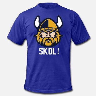 79dd51edbbd Minnesota Fan Minnesota Football Shirt - Skol - Men's Jersey T-