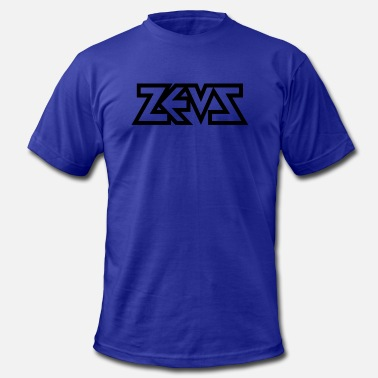 Zeus Clothing ZEUS Apparel and Merch - Men's  Jersey T-Shirt