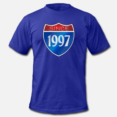 Legend Since 1997 Since 1997 - Men's  Jersey T-Shirt