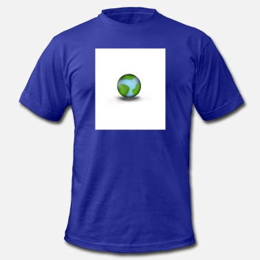 Sketchbook Earth - Men's Jersey T-Shirt