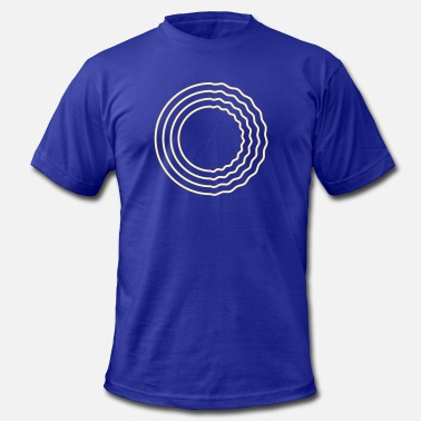 Circle Of Death Circle - Men's  Jersey T-Shirt