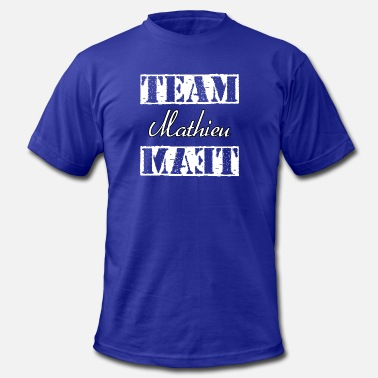 Mathieu Team Mathieu - Men's Jersey T-Shirt