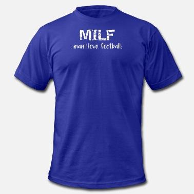 f1731d0915e0 Funny Fantasy Football Fantasy Football MILF Man I Love Football -  Men's. Men's Jersey ...