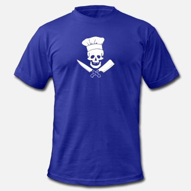 Chef Joke Chef - Men's  Jersey T-Shirt