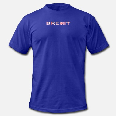Referendum Brexit Referendum Exit from the EU Independence - Men's  Jersey T-Shirt