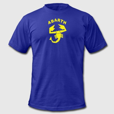 ABARTH - Men's Fine Jersey T-Shirt