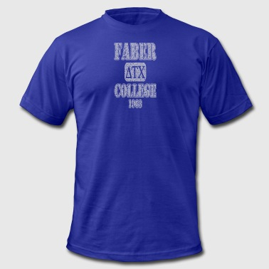 College Animal House FABER COLLEGE ANIMAL HOUSE MOVIE - Men's Fine Jersey T-Shirt