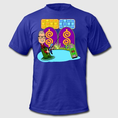 Tv Show Quote TV Game Show Contestant - TPIR (The Price Is...) - Men's Fine Jersey T-Shirt