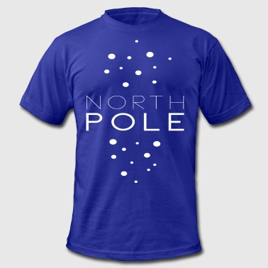 north pole - Men's Fine Jersey T-Shirt