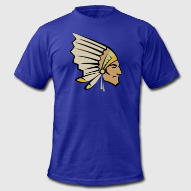 Native Chief Native American Chief - Men's Fine Jersey T-Shirt