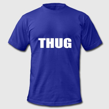 THUG - Men's Fine Jersey T-Shirt
