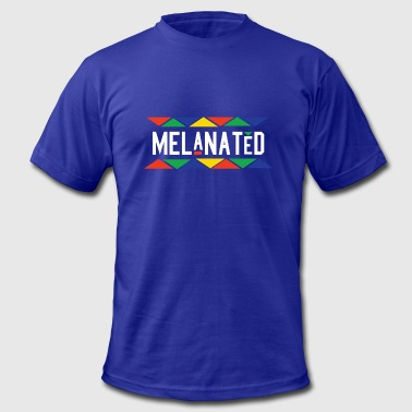Melanated - Men's Fine Jersey T-Shirt