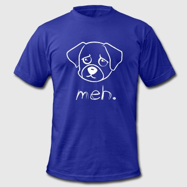 Annoying Dog The annoyed dog - Men's Fine Jersey T-Shirt