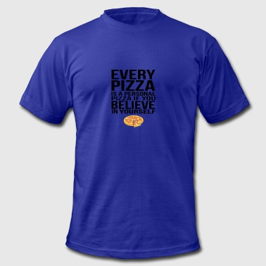 Mystic Pizza Pizza gift for Pizza Makers - Men's Fine Jersey T-Shirt