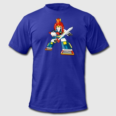 Voltes Kid - Men's Fine Jersey T-Shirt