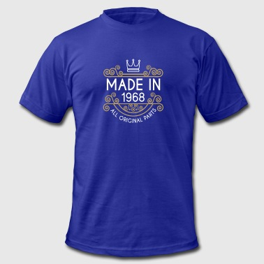 Made In 1968 All Original Parts - Men's Fine Jersey T-Shirt