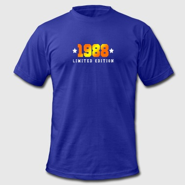 1988 Limited Edition 1988 Limited Edition - Men's Fine Jersey T-Shirt