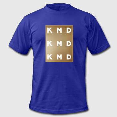 KMD Gold - Men's Fine Jersey T-Shirt