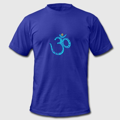 Aum - Men's T-Shirt by American Apparel