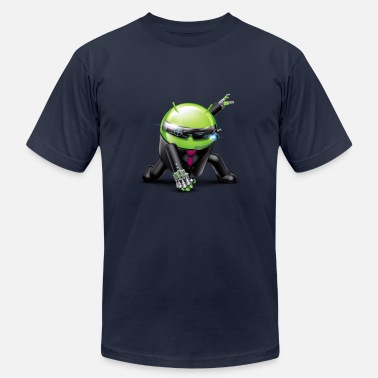 Android Android - Men's Jersey T-Shirt