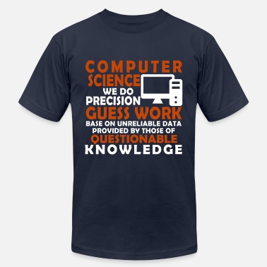 Computer Science Computer science - Unisex Jersey T-Shirt
