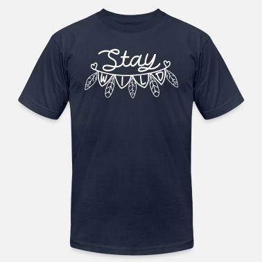 Wild Style Stay wild Boho style - Men's  Jersey T-Shirt