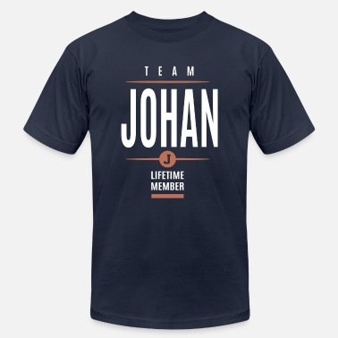 Johan Johan Lifetime Member - Men's  Jersey T-Shirt