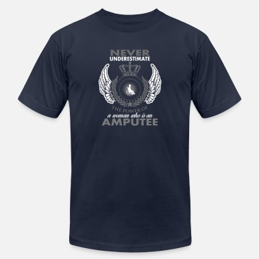 Amputee support amputee - Men's Jersey T-Shirt