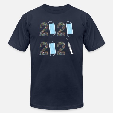 Jeans happy new year 2021 - Unisex Jersey T-Shirt