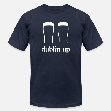 Dublin Dublin Up - Men's Jersey T-Shirt