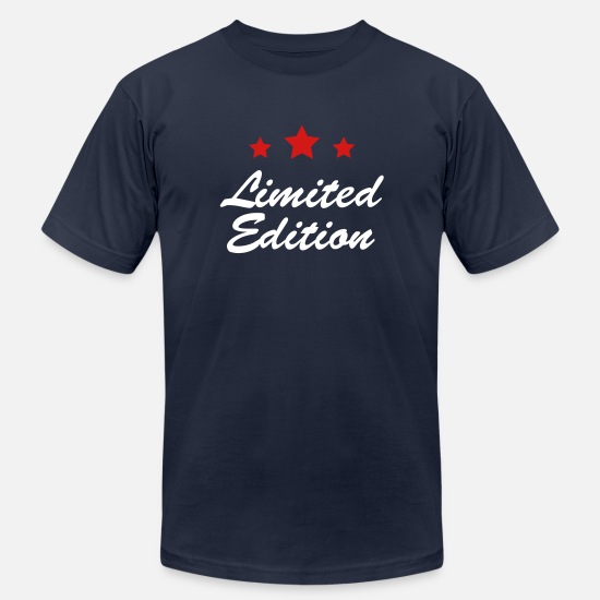 Limited Edition T-Shirts - Limited Edition - Men's Jersey T-Shirt navy