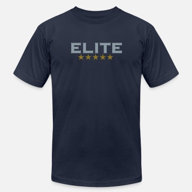 Elite ELITE, 5 stars, For the Best of the Best! - Men's Jersey T-Shirt