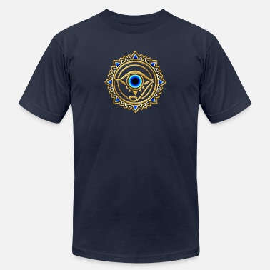 Kabbalah Eye of Providence - Eye of Horus - Eye of God I - Men's Jersey T-Shirt