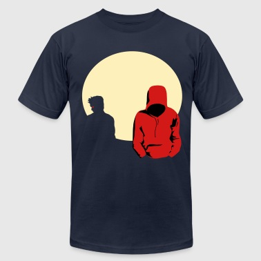 Little Red Riding Hood - Sterek - Men's Fine Jersey T-Shirt