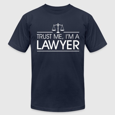 Trust me I'm a Lawyer - Men's Fine Jersey T-Shirt