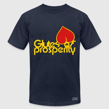 Glutes Of Prosperity - Men's Fine Jersey T-Shirt