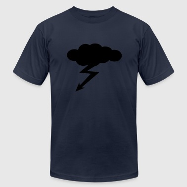 Thunderstorm - Men's Fine Jersey T-Shirt
